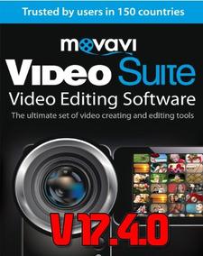 ! Lançamento ! - Movavi Video Editor 17.4.0 Envio Digital