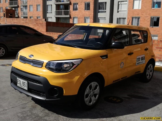 Taxis Kia Soul Tx