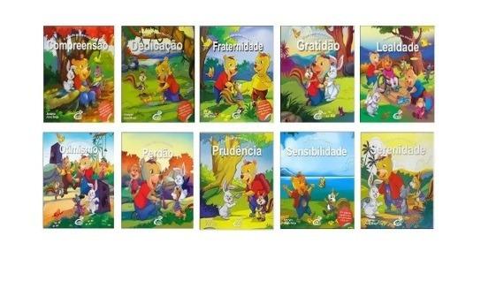 Coleção O Que Cabe No Meu Mundo 2 - Com 10 Livros
