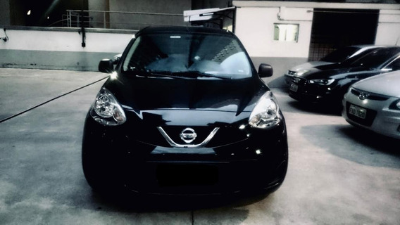 Nissan March S 1.0 12v Flex 5p