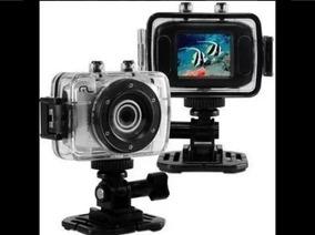 Câmera Sportcam Hd Multilaser Burnquist Dc 180