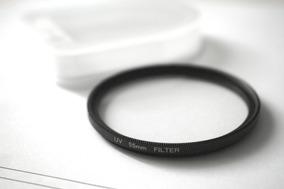 Lente Filtro Uv 55mm