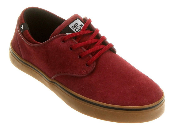 Tênis Rip Curl Snappers Suede Red