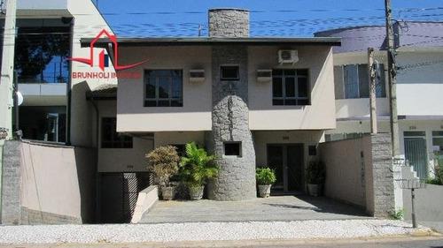 Casa A Venda No Bairro Vila Nova Valinhos Em Valinhos - Sp.  - 2438-1