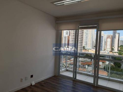 Imagem 1 de 7 de Sala À Venda, 42 M² Por R$ 579.000,00 - Tatuapé - São Paulo/sp - Sa0748