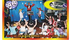 Show De Mágicas Para Crianças Aniversários Buffet E Escolas