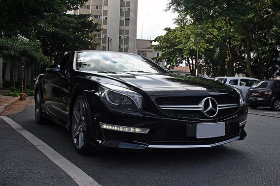Mercedes-benz Conversível 6.3 Amg Bi-turbo