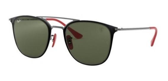 Rayban Rb3601m Scuderia Ferrari Collection Óculos De Sol