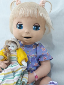 Boneca Baby Alive Linda Surpresa 2006 Funciona Veja O Vídeo