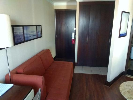 Flat Com 1 Dormitório Para Alugar, 35 M² Por R$ 1.200,00/mês - Cerqueira César - São Paulo/sp - Fl0009