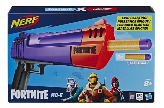 Lançador Nerf Fortnite Hc-e - Hasbro E7515