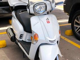 Scooter Kymco Like 125 Con 3000km - Como Nuevo (sym, Elite)