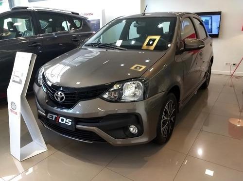 Nuevo Toyota Etios 2021 Xls Automático Hatchback - Aa
