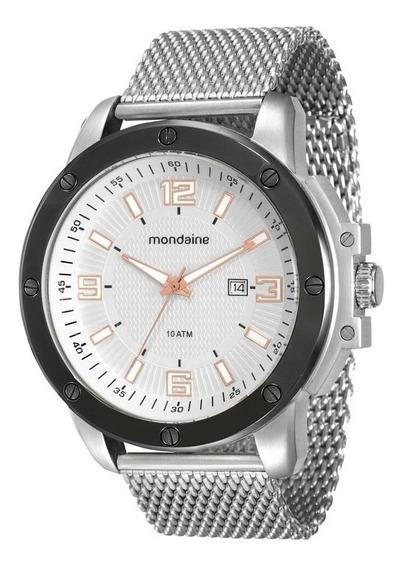 Relógio Mondaine - Novo - Frete Grátis! Mod. 76464g0mvna1