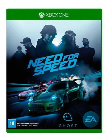 Need For Speed Xbox One Mídia Física Novo Lacrado