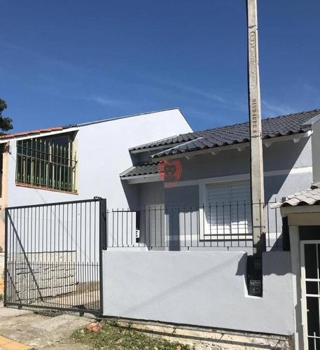 Imagem 1 de 8 de Casa Com 2 Dormitórios À Venda, 42 M² Por R$ 119.000,00 - Parque Itacolomi - Gravataí/rs - Ca1346