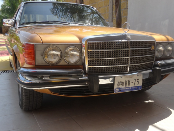 Vendo Hermoso Mercedez Benz Se Clasico 1973