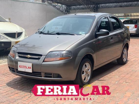 Chevrolet Aveo Ls 1.6 Modelo 2012 66.000 Km Excelente Estado