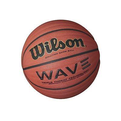 Wilson Pelota de Baloncesto Solution Cuero sint/ético Interior