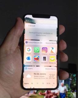 iPhone X 256gb Sem Marcas De Uso 7 Meses De Uso Icloud Livre