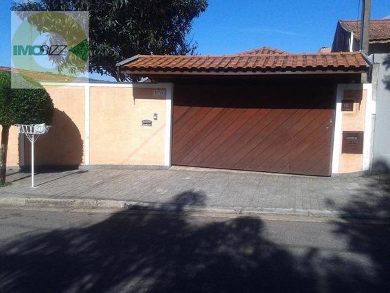 Casa Residencial À Venda, Jardim Pinheiros, Valinhos. - Ca0756