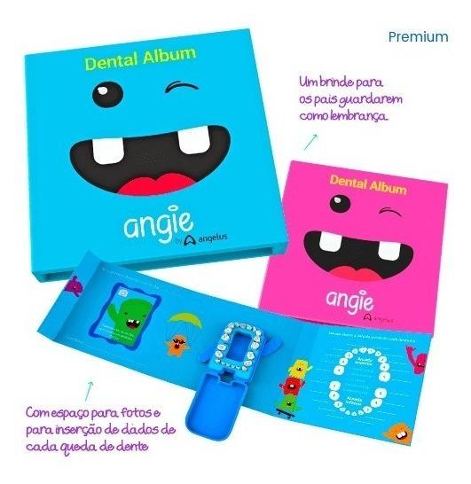 Porta Dentes De Leite Álbum Dental Para Dentes De Leite.