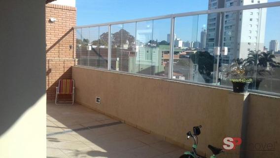 Apartamento Cobertura Para Venda Por R$376.000,00 - Vila Formosa, São Paulo / Sp - Bdi22088
