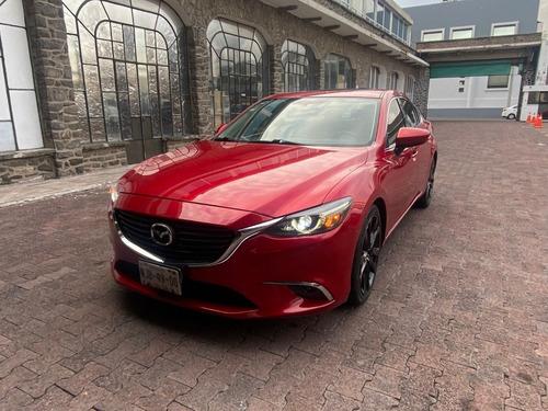Imagen 1 de 15 de Mazda 6 I Touring Plus 2016 Impecable