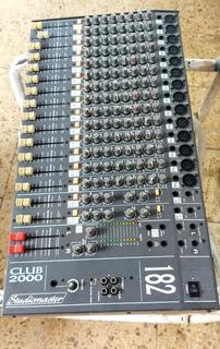 Consola Studiomaster Club 2000