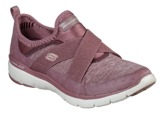 Zapatillas Skechers Flex Appeal 3.0 Finest Hour Envio Gratis