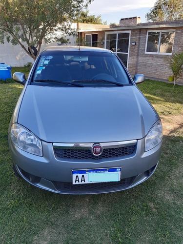 Fiat Siena El 1.4 Full Con Gnc