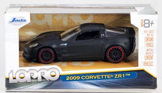 Miniatura Jada - 2009 Corvette Zr1 - Psfmonteiro - 1/64