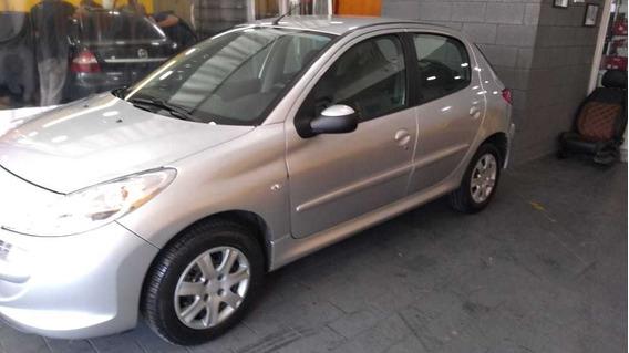 Peugeot 207 Xr 1.4 Flex 4p Completo 12/13