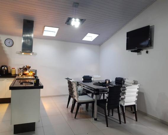 Casa Em Condomínio À Venda No Condomínio Vill Salermo - Sorocaba/sp - Cc04622 - 68176610