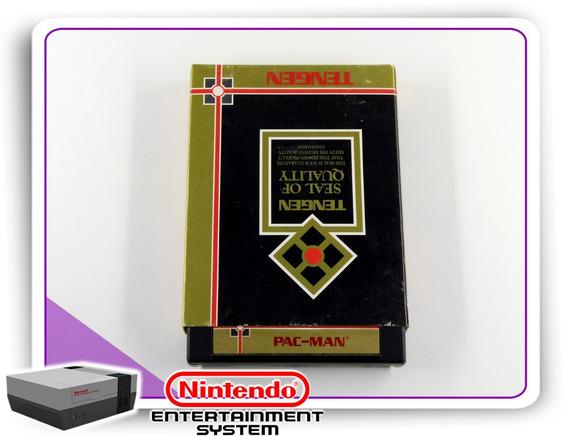 Pac-man Original Nintendinho Nes 8-bits