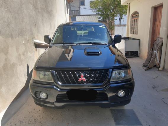 Pajero Sport Diesel Automatica 2.8 Completa