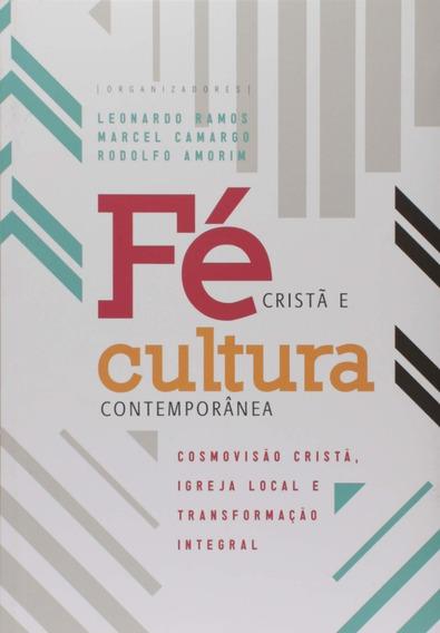 Livro: Fé Cristã E Cultura Contemporânea