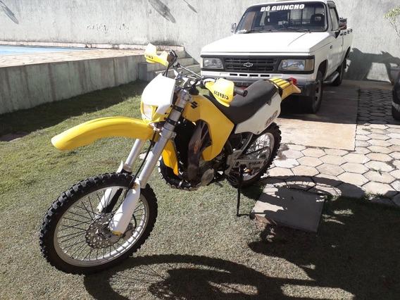 Suzuki Rmx250 2tempos
