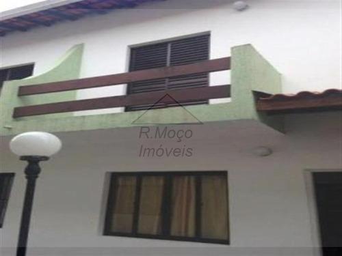 Sobrado - Condomínio Fechado - Mongaguá - 510
