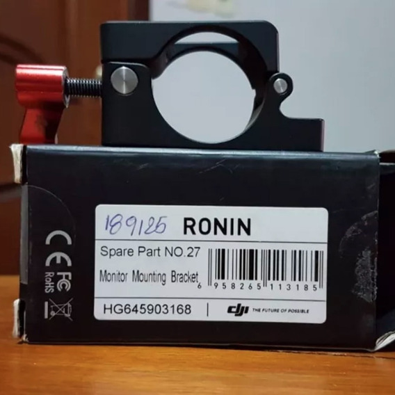 Braçadeira Dji Ronin Monitor Mounting Bracket A - Part 27