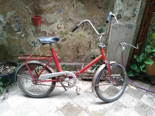 Bicicleta Plegable Aurorita Classic - Retro