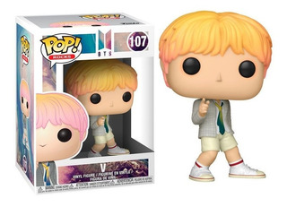 Funko Pop Rocks Bts V 107 Original!!