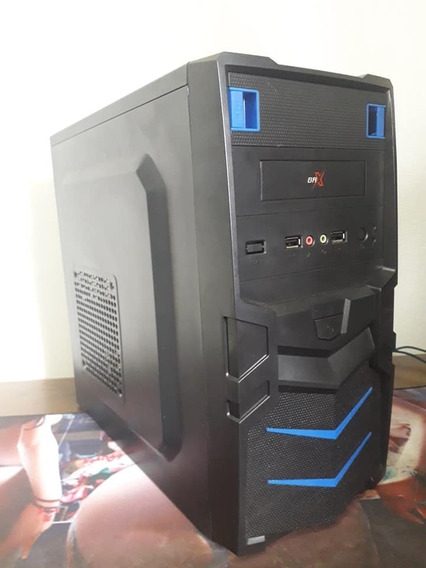 Pc Gamer Quad Core 6gb Ram 160hd Geforce Gt740 2gb Barato
