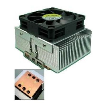 Ak-795 Lote 05 Un Akasa Cobre Fan Cooler Intel Amd 5000rpm