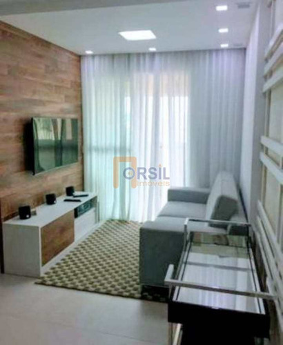 Imagem 1 de 15 de Apartamento Com 3 Dorms, Vila São Sebastião, Mogi Das Cruzes - R$ 450 Mil, Cod: 1738 - V1738