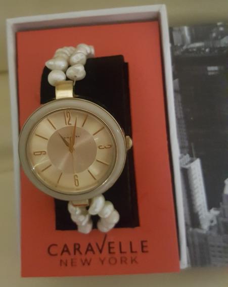 Reloj Dama Bulova Caravelle New York