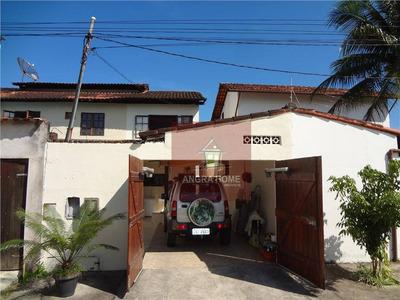 Casa Residencial Para Venda E Locação, Praia Da Ribeira (cunhambebe), Angra Dos Reis. - Ca0098