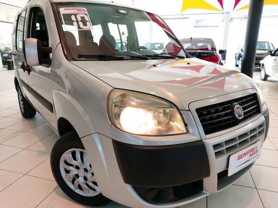 Fiat Doblo 2010 1.4 Elx Flex 5p Veículos Novos 7 Lugares