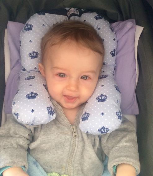 Promoção Protetor Pescoço Bebê Conforto/cadeirinha/carrinho