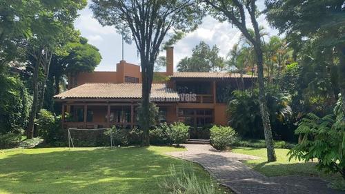 Imagem 1 de 15 de Casarão Moderno No Alto Morumbi , 2.000 M2 De Terreno, Construção Conceito Aberto, Lazer Espetacular - Ab133954